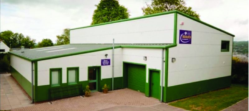 10th Perthshire Scout Group Hut, Perth Academy, Perth